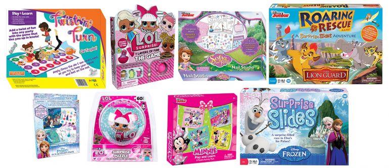 Prima Toys Games Festival Kids