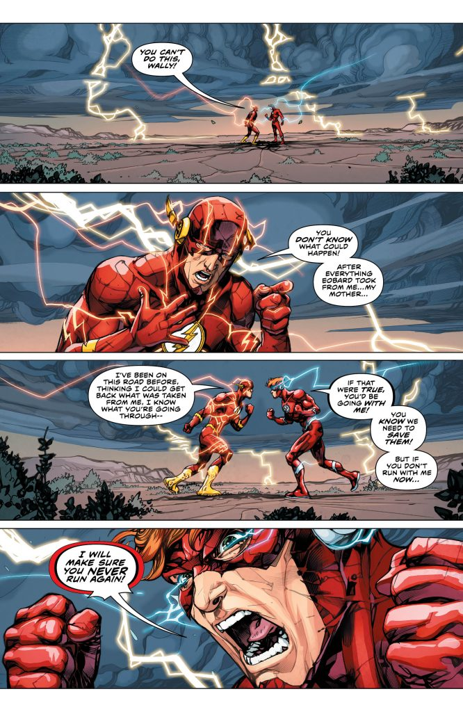 The Flash #47 Comic Book Review
