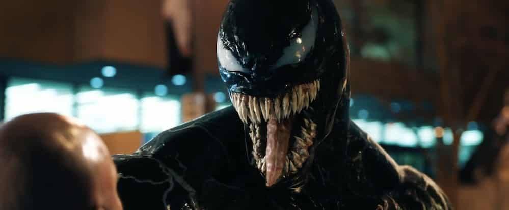 Tom Hardy as Venom Venom: What The Heck Is Going On? Movies