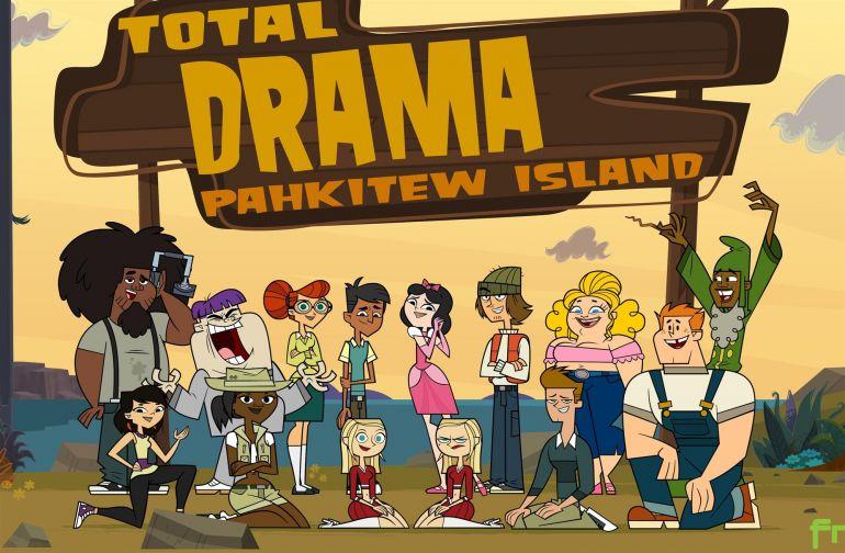 Total Drama Pahkitew Island