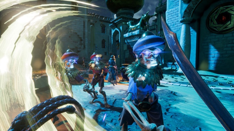 City Of Brass Review - Arabian Rougelike