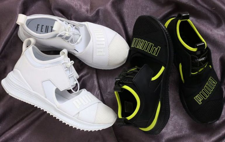 Rihanna And PUMA Drop Latest Fenty Line - In Stores Now