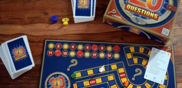 20 Questions About 20 Questions The Board Game