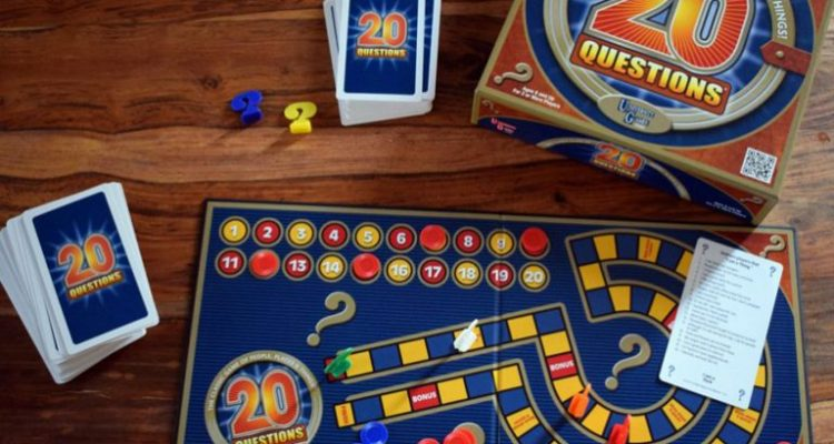 20 Questions About 20 Questions The Boardgame