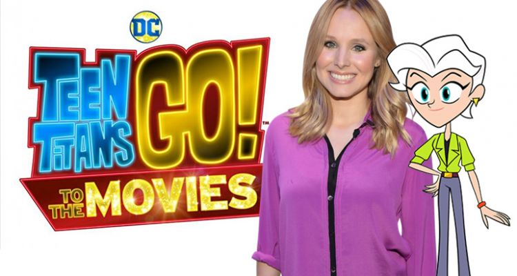 7 Questions For Teen Titans Go! To the Movies Star Kristen Bell