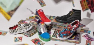 Vans Officially Partners With Marvel For New Range Of Off The Wall Superheroes
