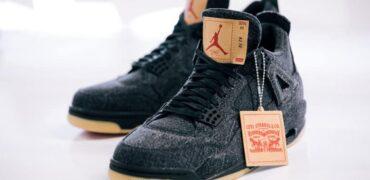 Levi's® and Jordan Brand Partner For Exclusive Drop