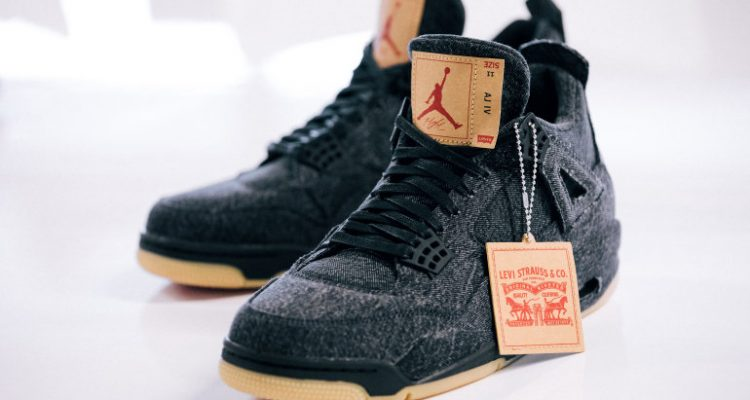 Levi's® and Jordan Brand Partner For Exclusive Drop