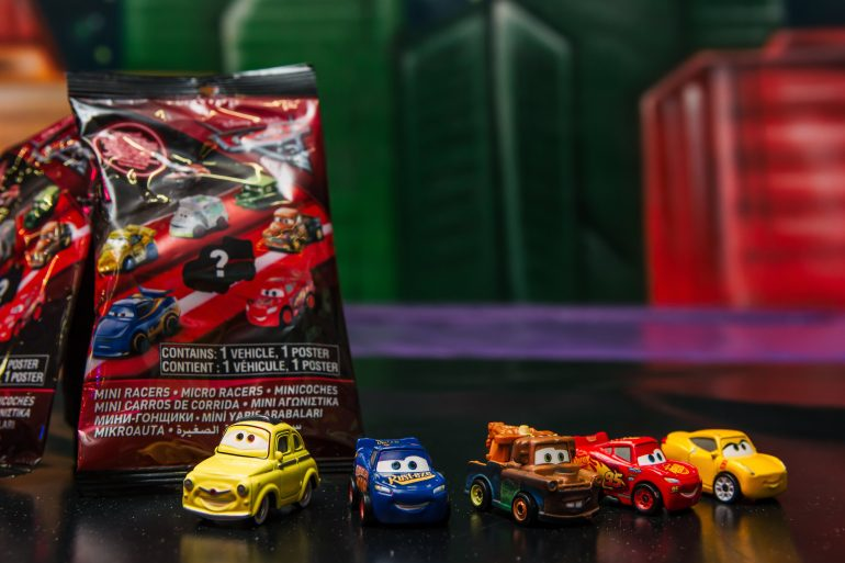 Win 1 Of 3 Incredible Disney•Pixar Hampers