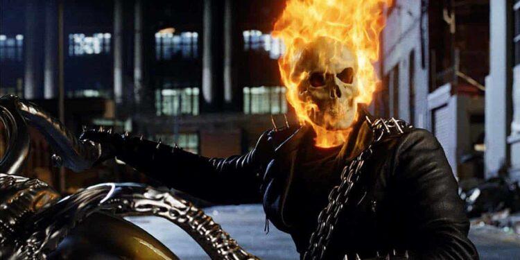 Ghost Rider Movies Nicolas Cage
