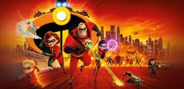 Win Awesome Incredibles 2 Merch!