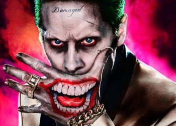Jared Leto Joker Movie