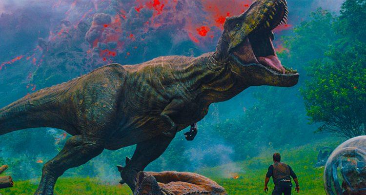 Jurassic-World Fallen-Kingdom