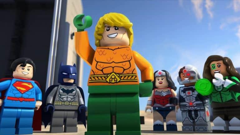 LEGO DC Comics Super Heroes: Aquaman: Rage Of Atlantis Review