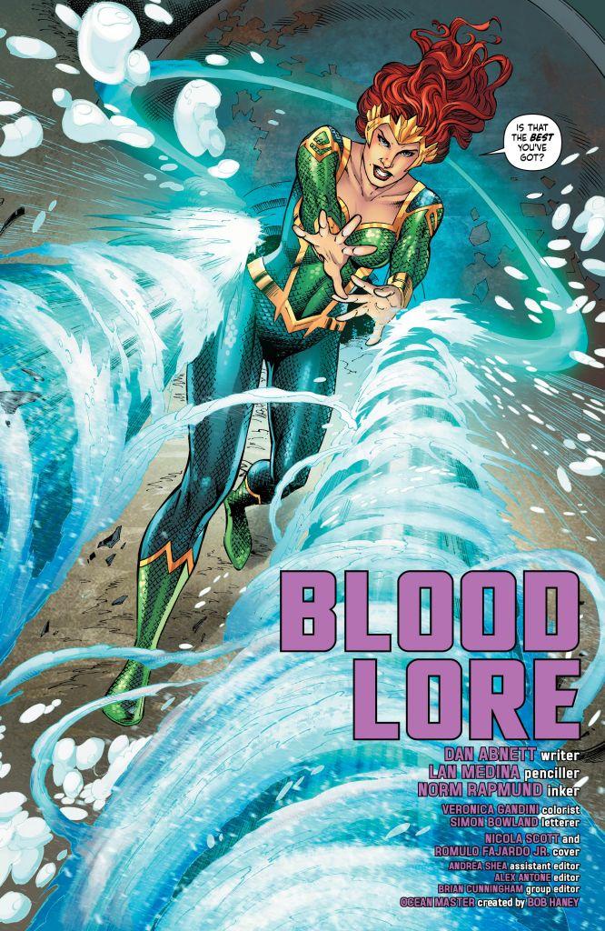 Mera, Queen Of Atlantis #5