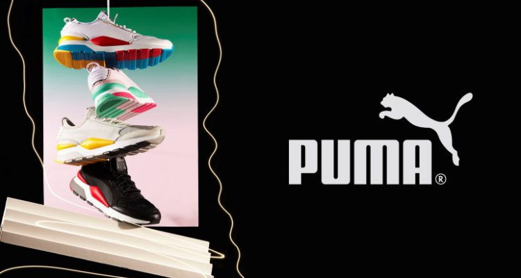 PUMA Drops RS-0 PLAY - Future Retro Sneaker Inspired By Video Games