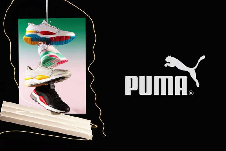 PUMA Drops RS-0 PLAY - Future Retro Sneaker Inspired By Video Games 443b24aed1c7b
