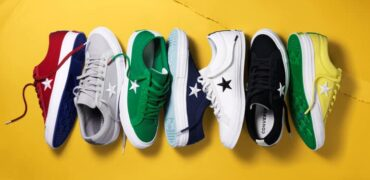 Converse Drop One Star Canvas Country Pride For FIFA World Cup