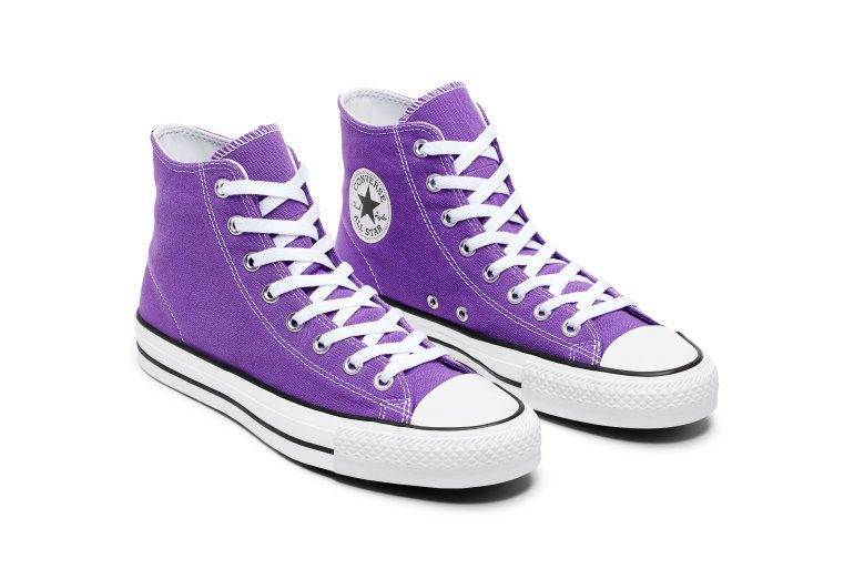 Converse Drops New Purple Colourway For Skate Film
