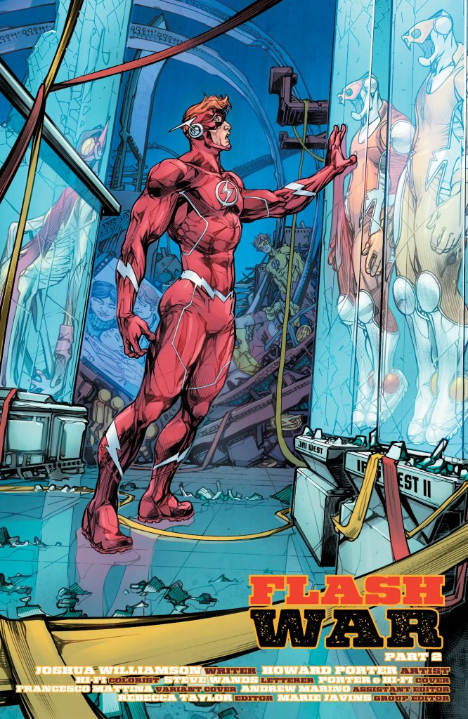 The Flash #48 Review