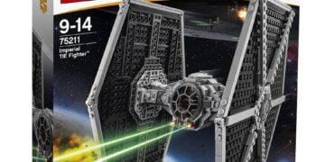Win A LEGO Star Wars Imperial Tie Fighter Set