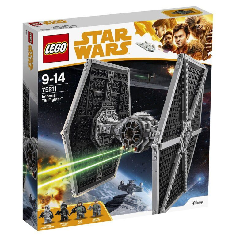 Win A LEGO Star Wars Imperial Tie Fighter