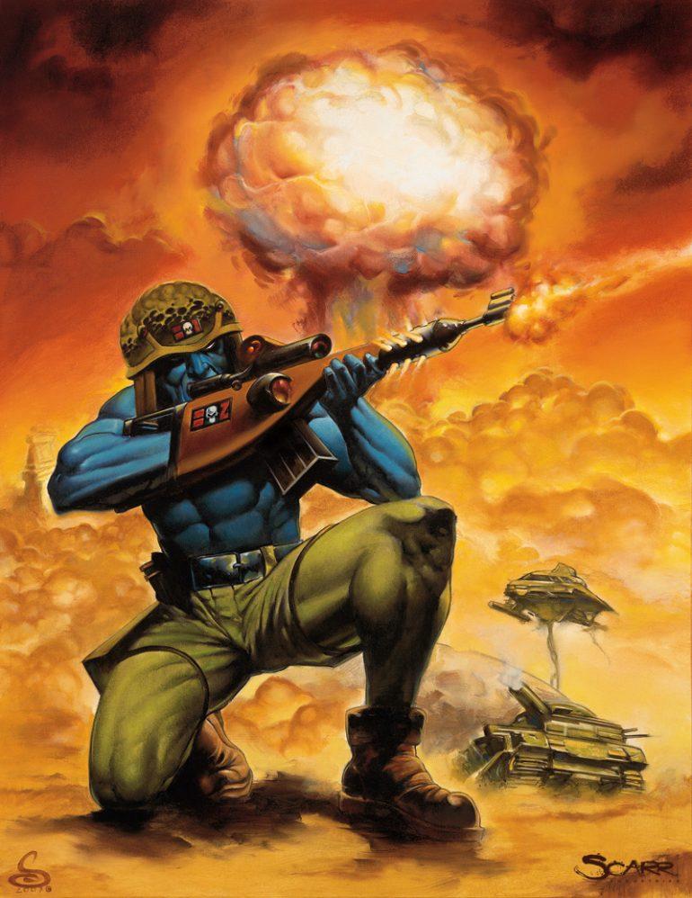 2000AD Rogue Trooper