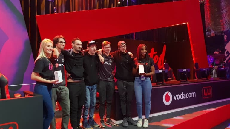 RUSH 2018 eSports Tournament - A Look Back In Photos