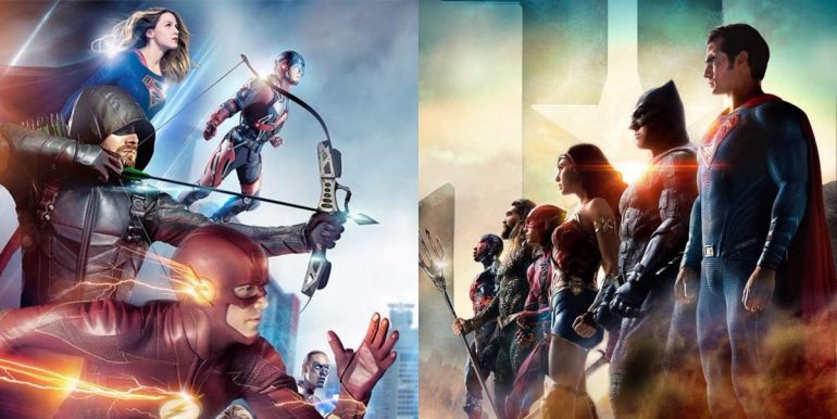 Arrowverse vs DCEU