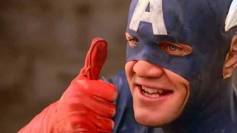 Captain America 1990 Movie