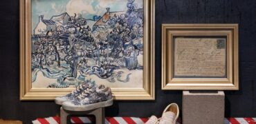 Vans Drops Exclusive Collaboration With Van Gogh Museum