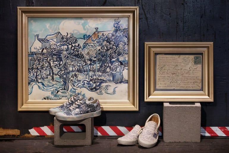 d42ad94919 Vans Drops Exclusive Collaboration With Van Gogh Museum
