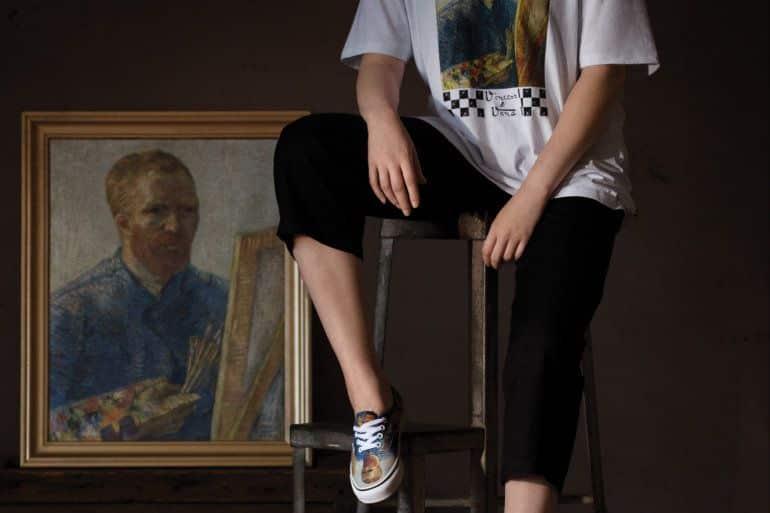 Vans Drops Exclusive Collaboration With Van Gogh Museum