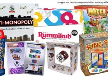 Games Festival Prize Hamper
