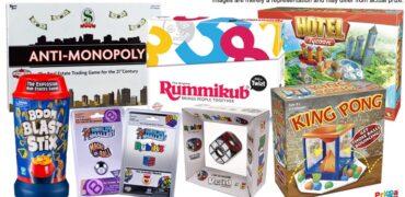 Win A Prima Toys Gaming Hamper Worth R2500! – CLOSED