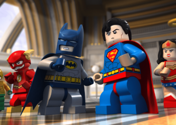 LEGO DC COMICS MOVIE SHOWMAX
