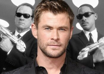Men In Black Chris Hemsworth Thor: The Dark World Review Chris Hemsworth
