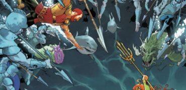 Mera, Queen Of Atlantis #6 Review -