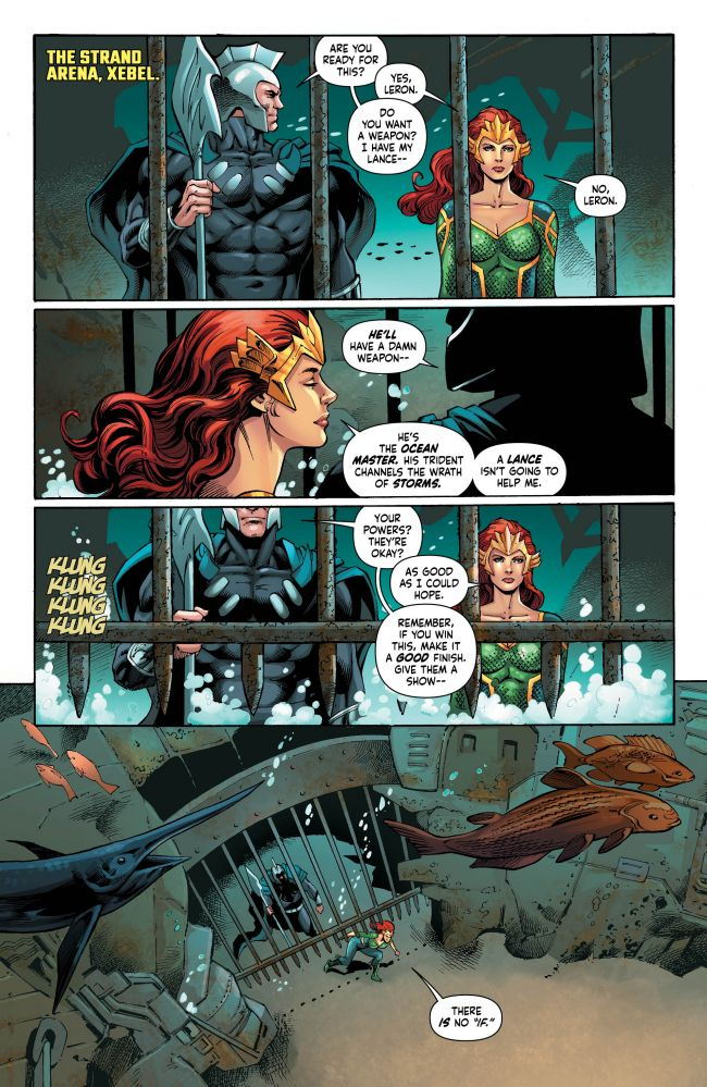 Mera, Queen Of Atlantis #6 Review -