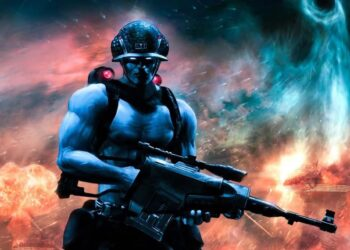 Move Over DCEU And MCU – 2000AD's Rogue Trooper Is Coming