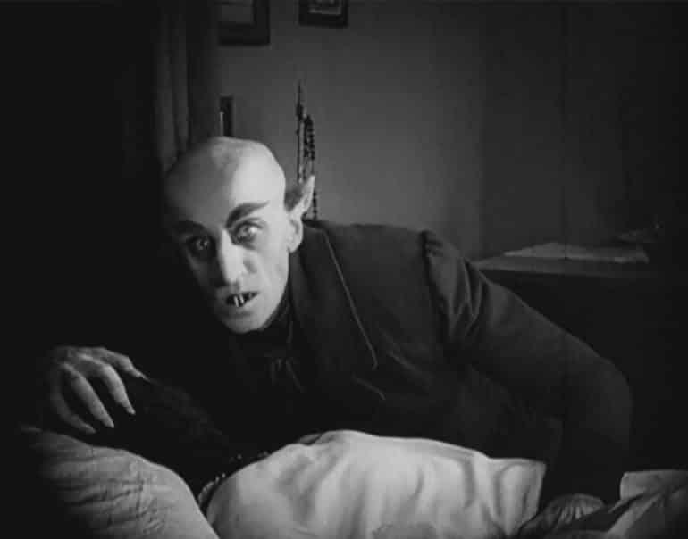 Nosferatu first vampire Movie