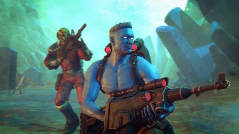 Rogue Trooper Game Movie