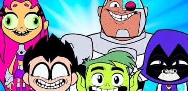 DC's Animated TV Show <em>Teen Titans GO!</em> Receives Emmy Nomination