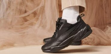 PUMA Continues Ugly Sneaker Trend With Thunder Desert