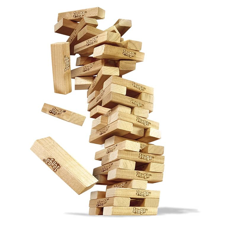 Fun Facts About Jenga Unique Games With Wooden Blocks