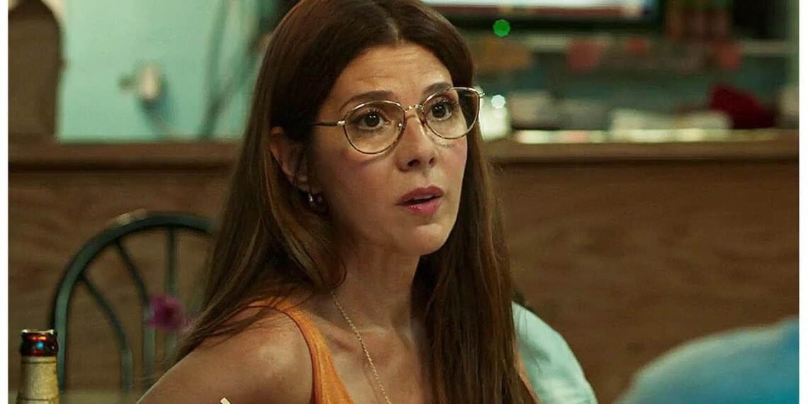Marisa Tomei spider-man aunt may