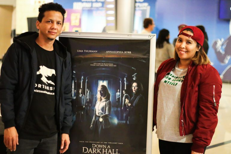 Down a Dark Hall Screening