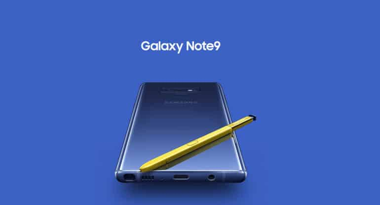 Samsung Galaxy Note 9 01 Samsung Galaxy Note 9 Review – Bigger and Better All Round Tech