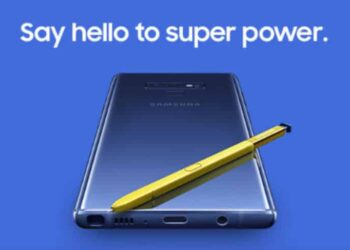 Samsung Accidentally Leaks Galaxy Note 9 Video Revealing Some Features