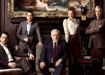 Succession Showmax